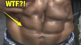 Tim Bradley on training & eating for ripped 6 pack 'abs on abs' abs!