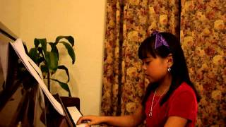Mandy Moore - I SEE THE LIGHT (cover) 9 yr