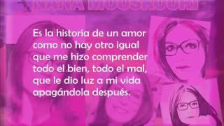 Nana Mouskouri - Historia de un amor (Letra)