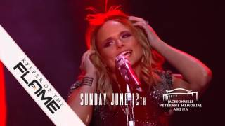 Miranda Lambert – Keeper of the Flame Tour