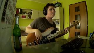 The Wailers - Fussing & Fighting Bass Cover