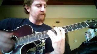 Acoustic cover of Slipknot - Vermillion pt.2