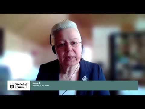 Skellefteå kommunfullmäktige 2021-02-16