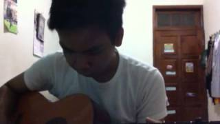 David Cook - Fade Into Me (Guitar cover by Abi Alfarisi)