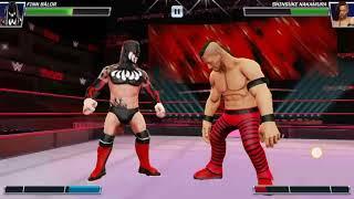 Finn Balor vs Sinsuke Nakamura submission match :-):-)
