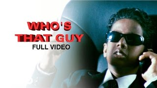 Pasanga - Who's That Guy Video | James Vasanthan width=
