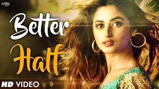 Better Half (Full Video) | Bilal Saeed | New Hindi DJ Party Song 2017 | Bollywood Songs 2017