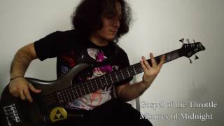 Gospel of the Throttle 狂奔Remix Ver. - Minutes til Midnight (Bass Cover)