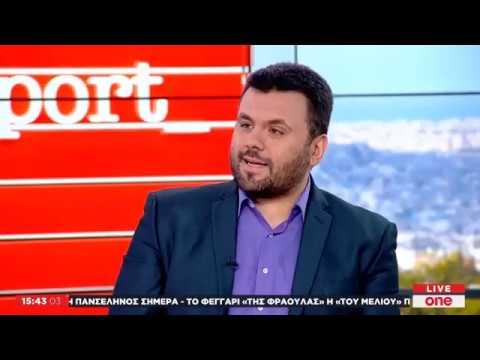 Αποστολόπουλος Πέρρος. Σώστε τη χώρα από τον κρατισμό!