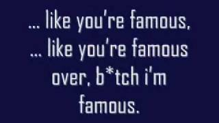 "DJ Nick Cannon - ""FAMOUS"" feat. Akon LYRICS"
