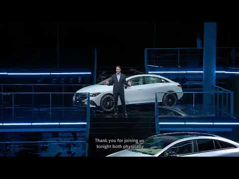 Mercedes-Benz auf der IAA MOBILITY 2021: Erlebt unsere vier Weltpremieren.