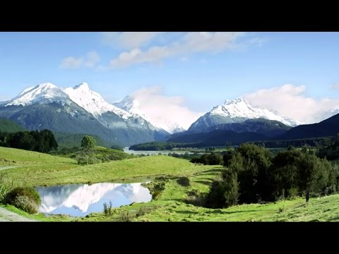 New Zealand - the real Middle-earth
