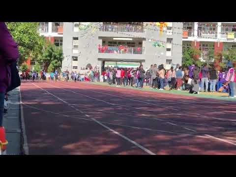 女生100公尺決賽