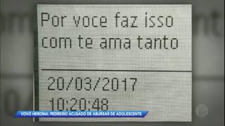 Maníaco abusa de adolescente e avó entrega criminoso à polícia no RJ