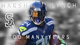 "Marshawn Lynch ""Too Many Years"" Ultimate Seahawks Highlights"