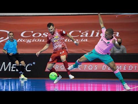 ElPozo Murcia Costa Cálida - Barça Jornada 12 Temp 20-21