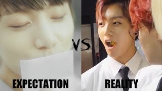 BTS (Bangtan Boys) Crack part 4 // Expectations vs Reality