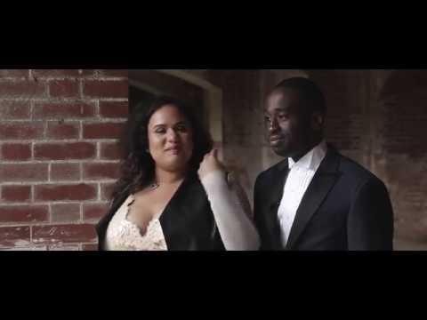 Love Stories with Wedding Paper Divas Couple: Harmony & Attah
