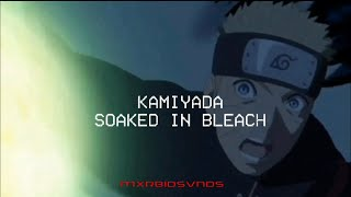 KAMIYADA - SOAKED IN BLEACH