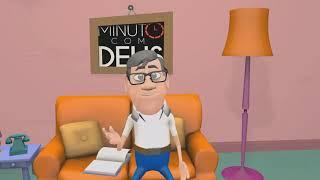 O poder da nossa mente - Minuto com Deus Animações
