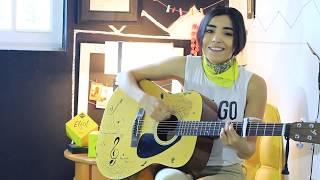 Pienso en tí - Becky G ft Joss favela // Daniela Calvario Cover