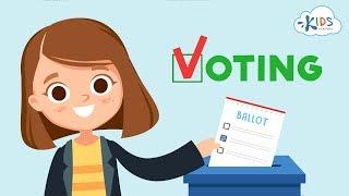 Social studies: Voting