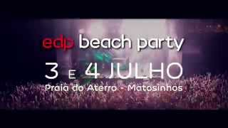 NOVA ERA & CM MATOSINHOS present EDP BEACH PARTY