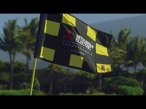 PGA TOUR Champions kickoff the 2019 season in Hawaii