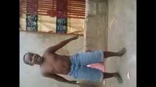 O novo kuduro  Dança no ghetto ( bebucho que cuia )
