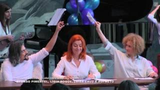 CICLO DE LEITURAS ENCENADAS . Herberto Hélder - São Luiz Teatro Municipal
