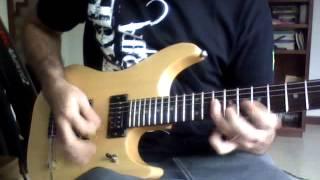 Solo de guitarra musica Te Amar da Nívea Soares
