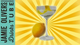 How to make a Lemon Twist Garnish | Rich Hunt | One Minute Tips