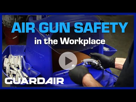 Air Gun Safety In The Workplace