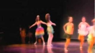 Feeling Good - Muse (dança final de Bailado O Plátano)