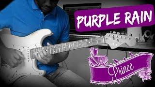 Purple Rain - Prince - (Improviso) - Tributo - Thiago de Paula