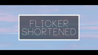 Porter Robinson - Flicker (Shortened)