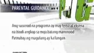 ABS CBN   Parental Guidance Advisory in Tagalog   YouTube
