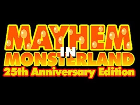 """C64 para Sinvers in the Middle of the Night, HOY: """"Mayhem in Monsterland"""" --- C64 REAL 50hz"""