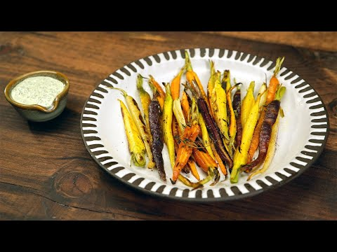 How to Make Carrots Like a Professional! Stem to Roots with Frankie Celenza