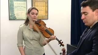 Masterclass: Bach - Adagio and Fugue from Sonata No 1 for Solo Violin