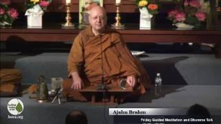 Blaming Yourself And Others | Ajahn Brahm | 7 April 2017 width=