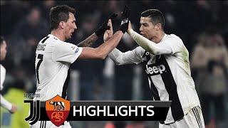Juventus vs Roma 1-0 All Goals (23/11/2018)