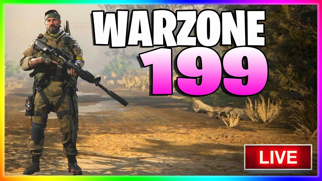 MrSoldier1HD - ONE MORE WIN   COD Modern Warfare Warzone LIVE
