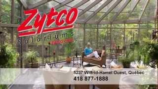Solarium Zytco Quebec - Publicité