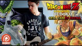 Dragon Ball Z Budokai - Cell Games Arena Guitar Cover