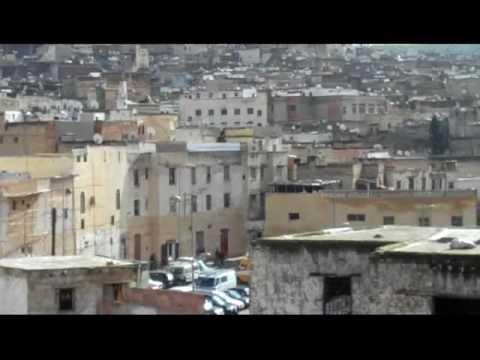 GoErin: Go to Fez Medina Tannery