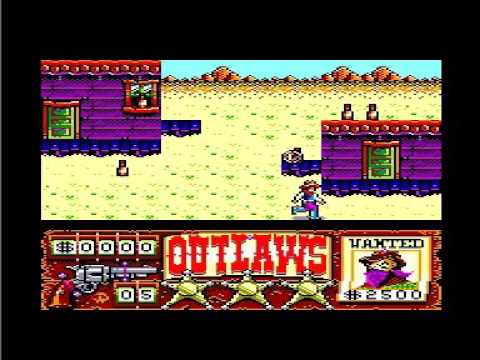 Canal Homebrew: Outlaws Reloaded (Retrobytes Productions) Amstrad CPC