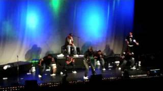 """Naturally 7 - """"Don't shoot the Messenger"""" - WoS Tour 2009"""