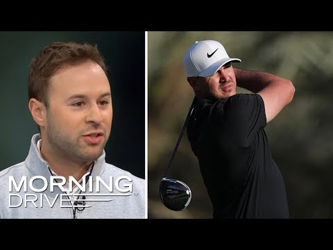 Is there a rivalry between Brooks Koepka and Bryson DeChambeau? | Morning Drive | Golf Channel