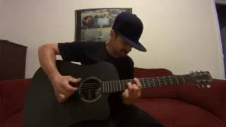 Waste A Moment (Kings Of Leon) acoustic cover by Joel Goguen